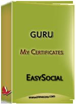 Guru - My Certificates