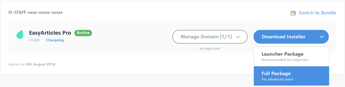 EasyArticles Download Full Installer