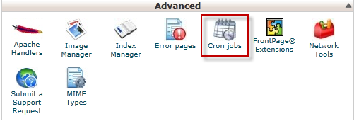 Cpanel Cronjobs