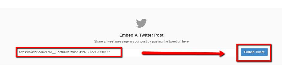Tweet Block
