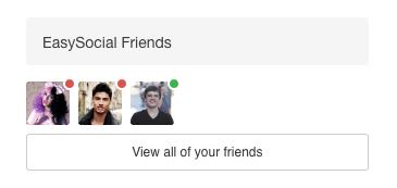 Friends module