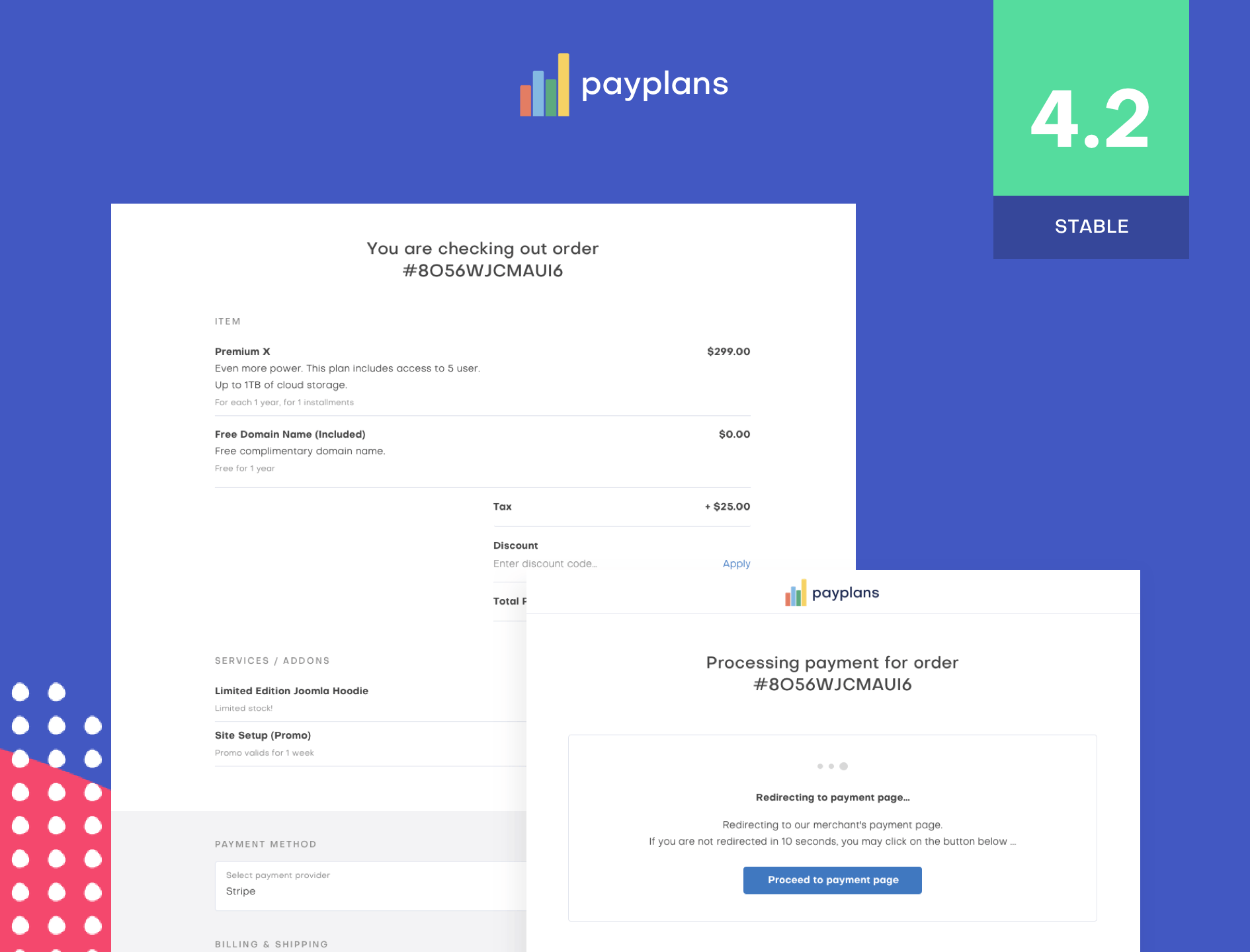PayPlans 4.2.1 Available Today