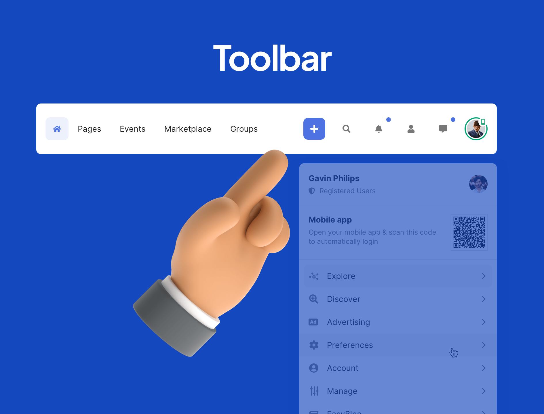 Meet StackIdeas Toolbar