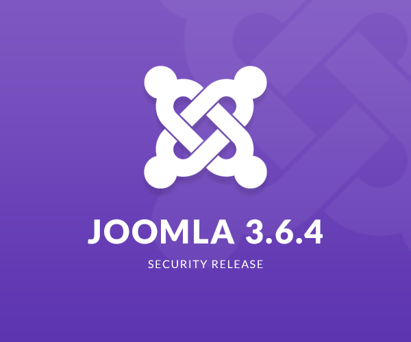 Updates available for Joomla 3.6.4 and Our Joomla Extensions