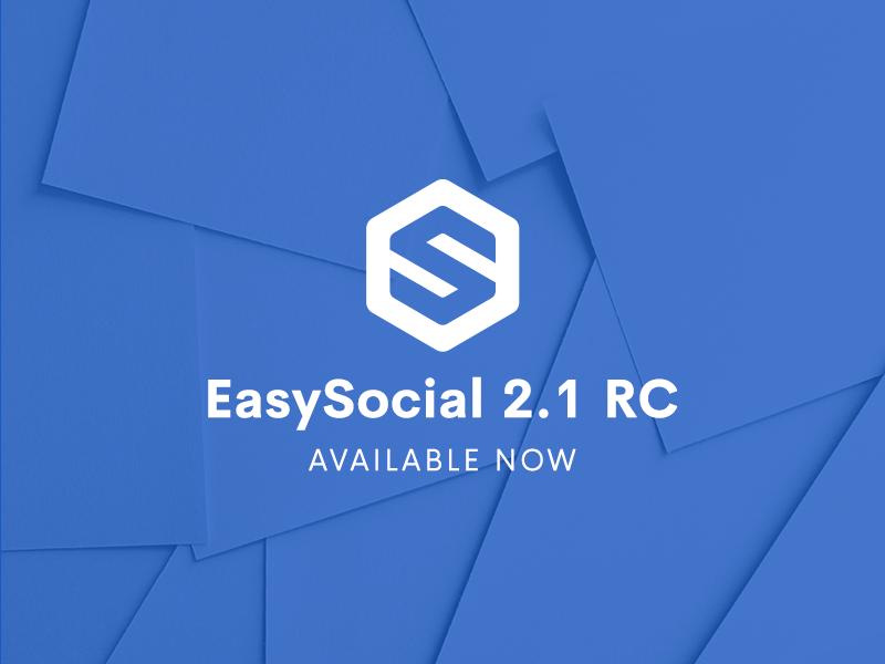 EasySocial 2.1 RC