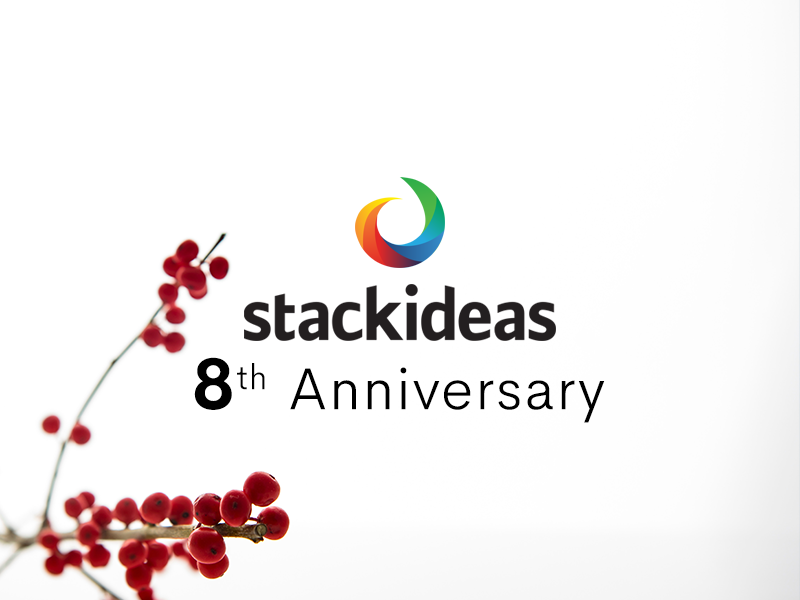 StackIdeas' 8th Anniversary & ConverseKit 1.1 Released