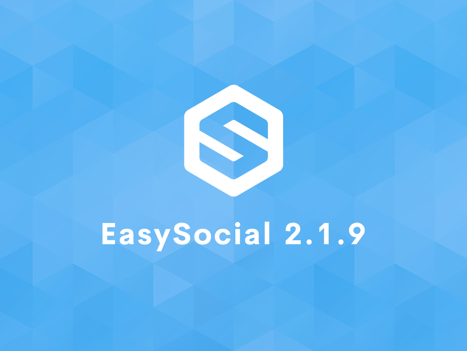 EasySocial 2.1.9 Update