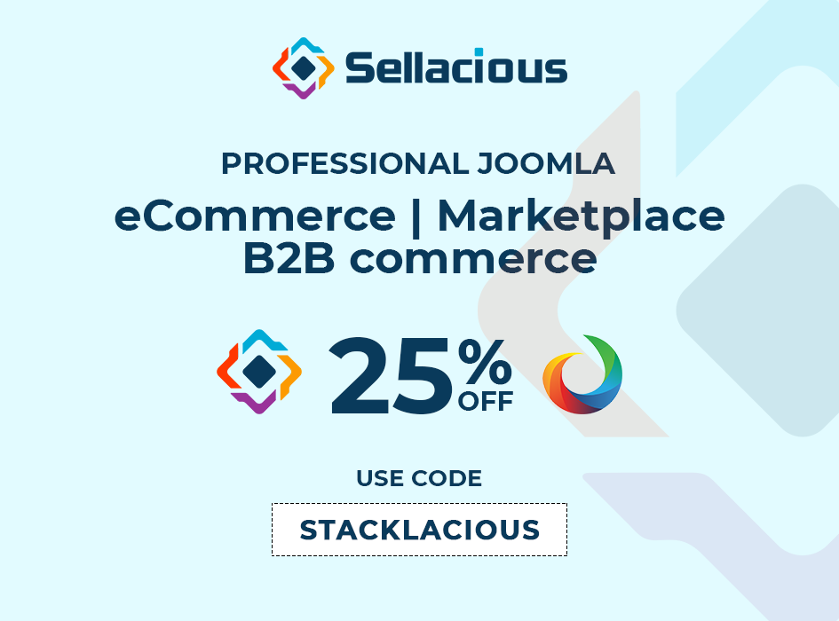 eCommerce extension for Joomla - Sellacious