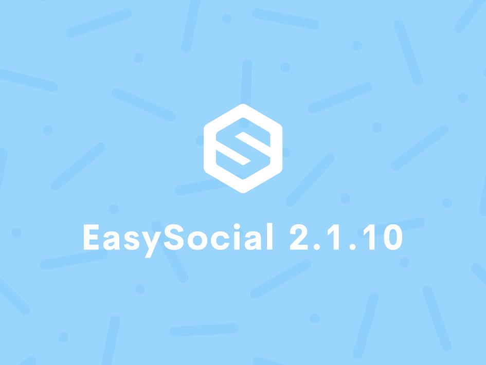 EasySocial 2.1.10