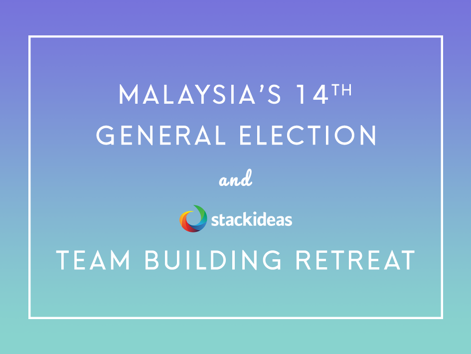 Election Day & StackIdeas Team Building Retreat