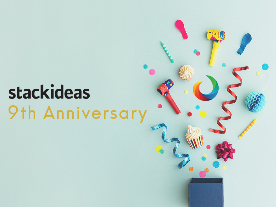 StackIdeas 9th Anniversary