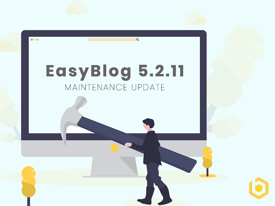 EasyBlog 5.2.11 Released with important Google AMP updates