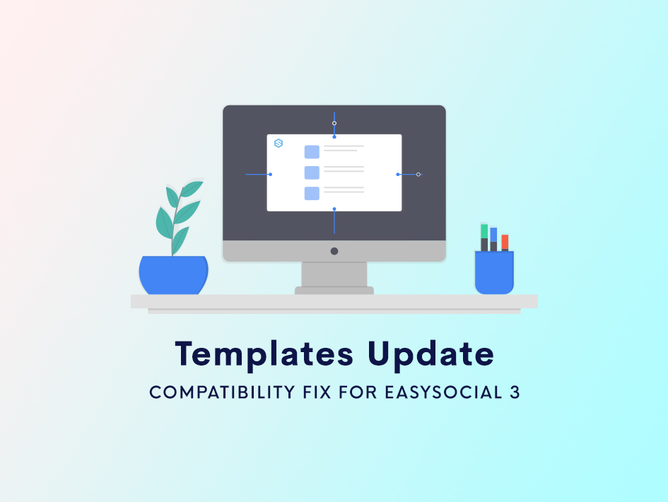 Templates update available