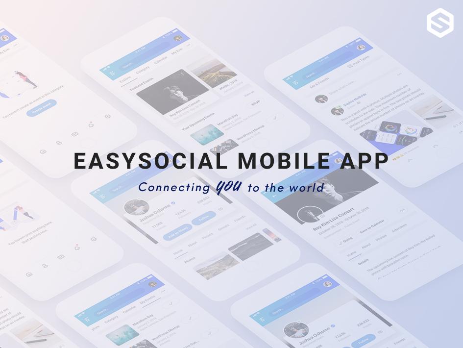 EasySocial Mobile App Mailing List
