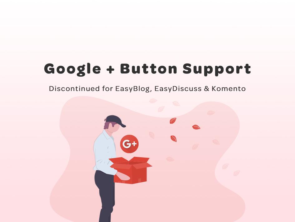 Google + Integrations Shutdown