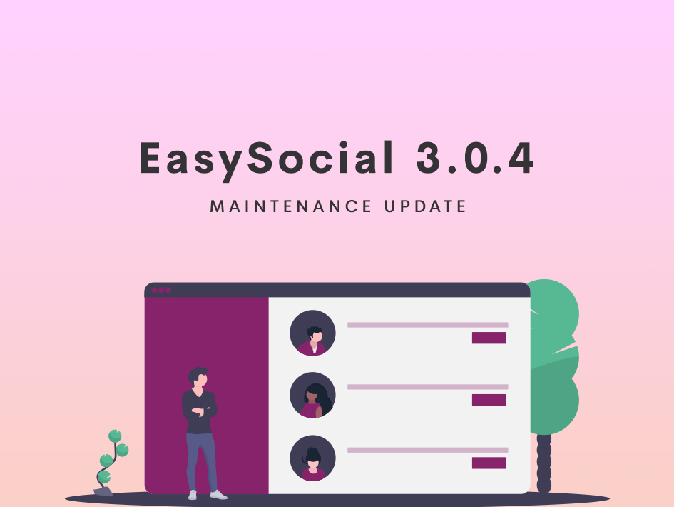 EasySocial 3.0.4 Update