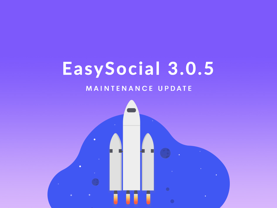 EasySocial 3.0.5 Update