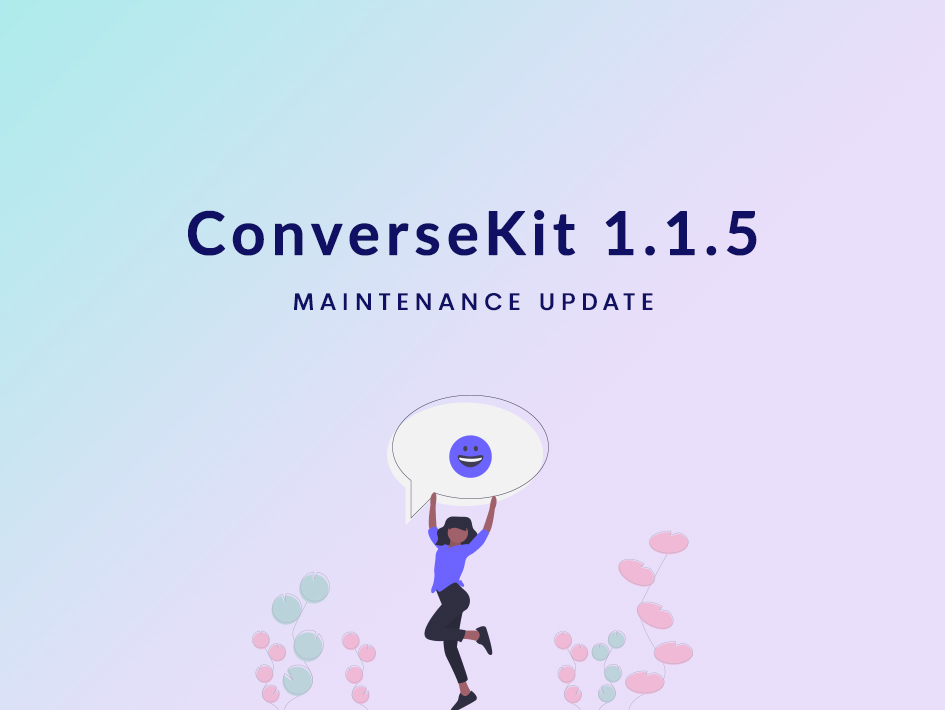 ConverseKit 1.1.5 Released