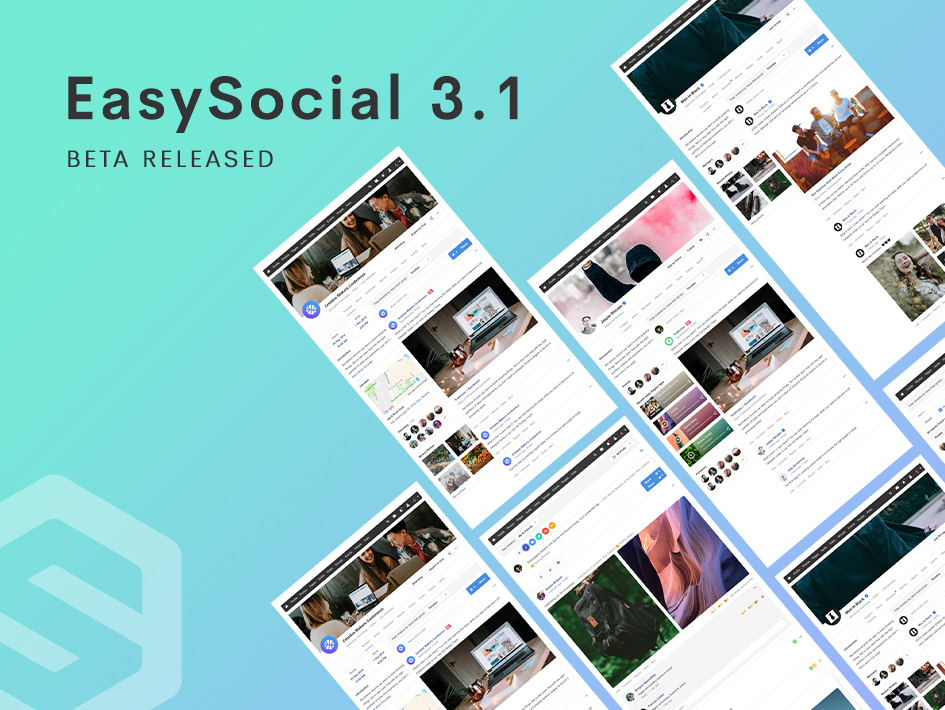 EasySocial 3.1 is now Beta