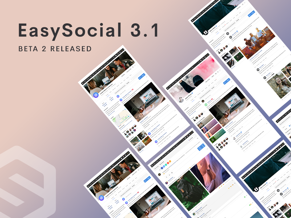 EasySocial 3.1 Beta 2 Released