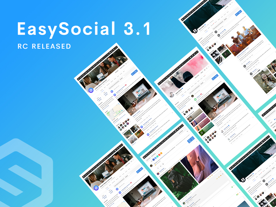 EasySocial 3.1 RC Released