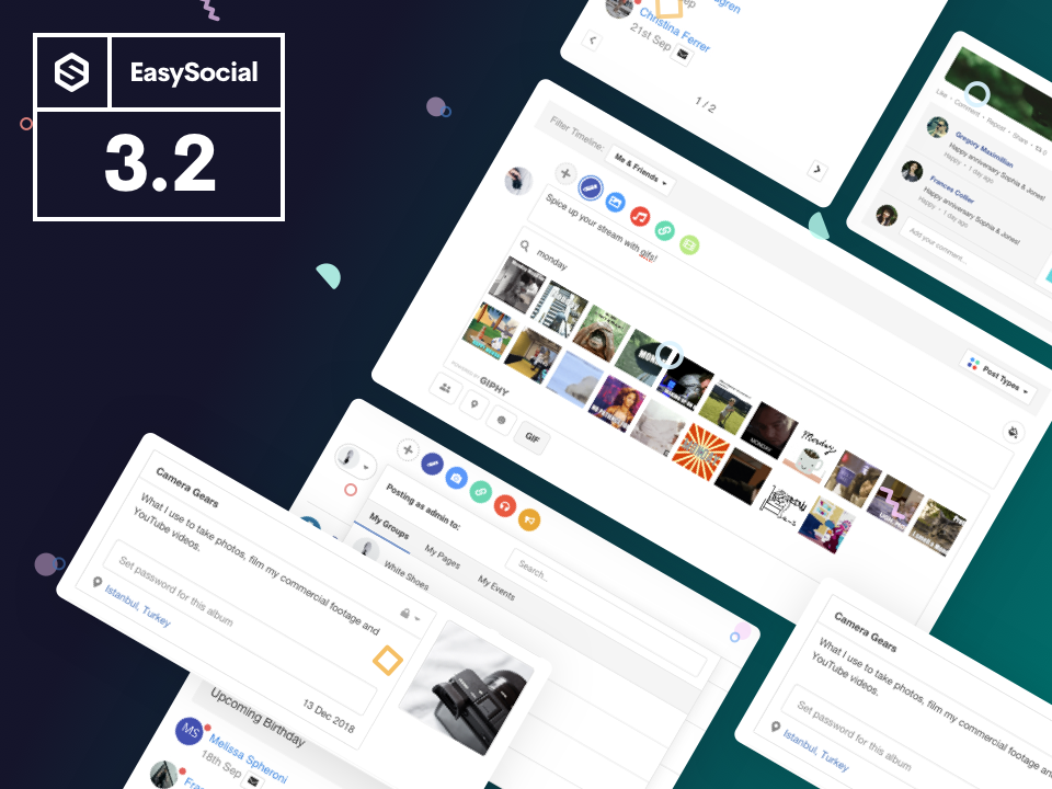 Introducing EasySocial 3.2