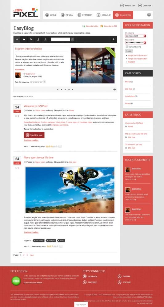 JSN-Pixel-with-EasyBlog-styling-newsletter.jpg