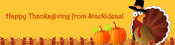 Thanksgiving sale for our Joomla friends!