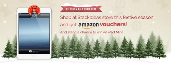 Christmas Sale: Get cash & iPad Mini!