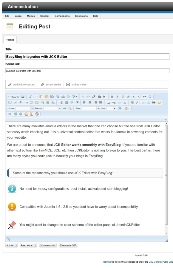 backend-jck-editor-integrates-easyblog.jpg
