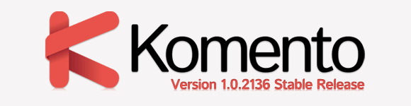 Komento 1.0.2136 stable released!