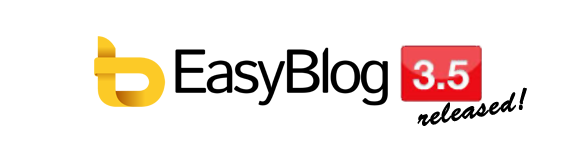 EasyBlog 3.5 stable released!