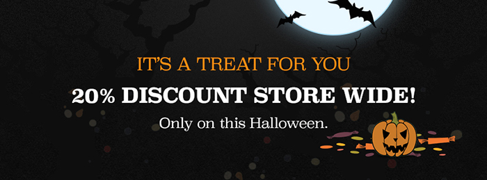 Happy Halloween! Joomla Treats for All