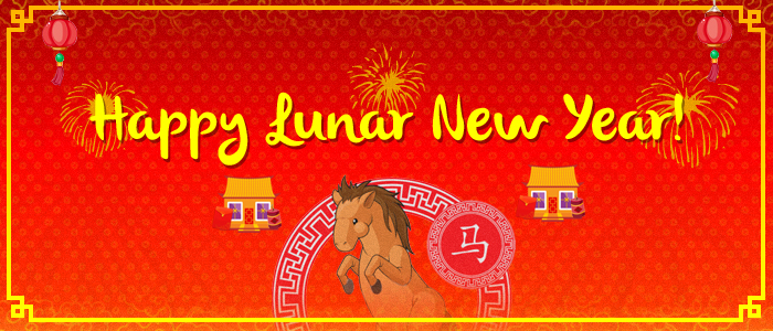 Limited Support this Lunar New Year