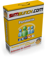Invite your friends to EasySocial with ParaInvite