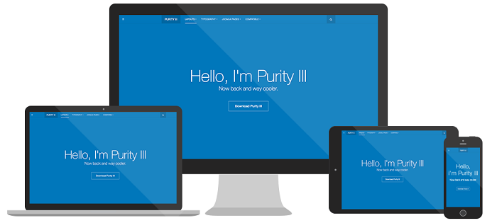 Joomla Free Template Purity III Compatible with EasyBlog, EasySocial and EasyDiscuss