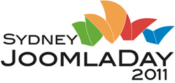 Join the Sydney JoomlaDay 2011 this weekend!