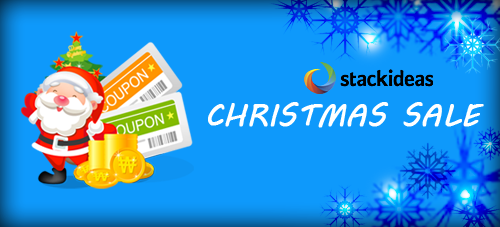 StackIdeas Christmas Sale