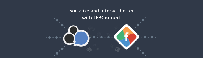 Socialize and interact better with JFBConnect for EasySocial