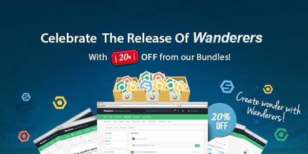 Wanderer - The Stable Release is Here. It's FREE!