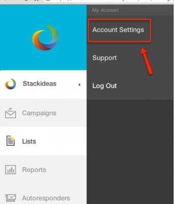EasySocial Account Setting