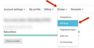 MailChimp API for EasySocial