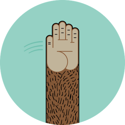 High-Five the MailChimp!