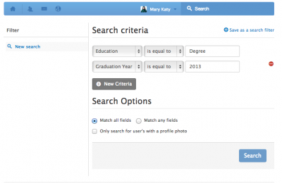 EasySocial for Joomla with Advanced Search