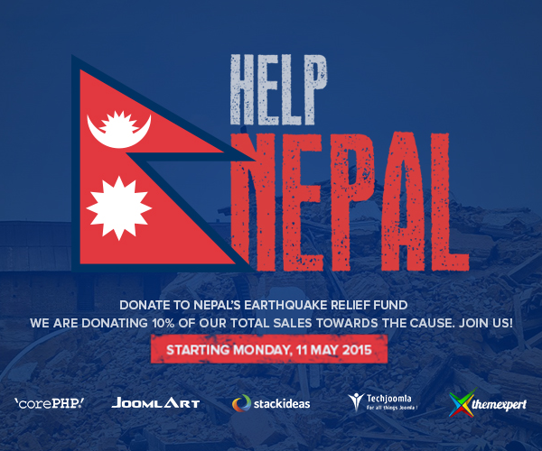 Earthquake Relief For Nepal