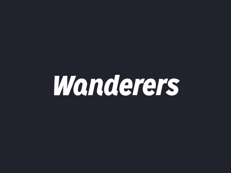 Wanderers - Beautiful Joomla Template In The Making