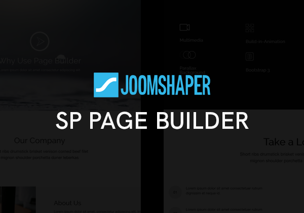 SP Page Builder by JoomShaper