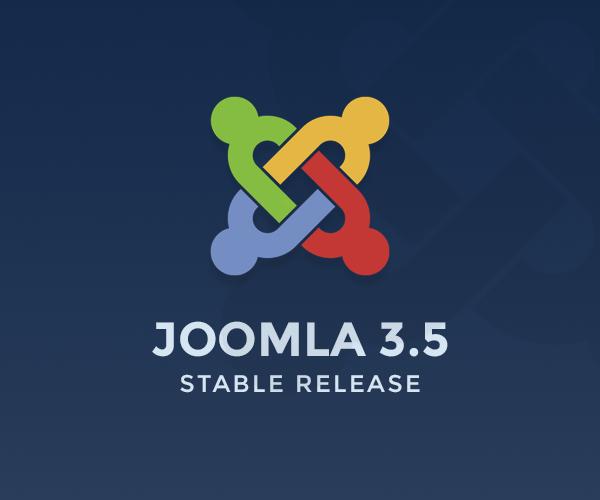 Joomla! 3.5 Updates
