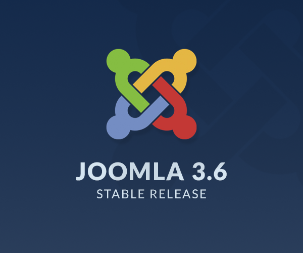 Joomla 3.6 Stable Release Update