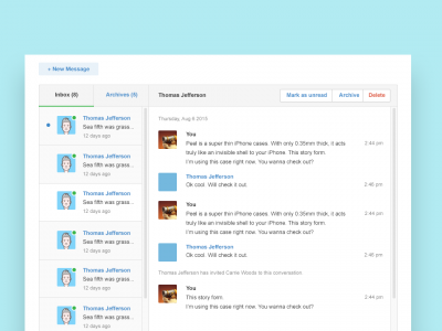EasySocial 2.0 Conversations